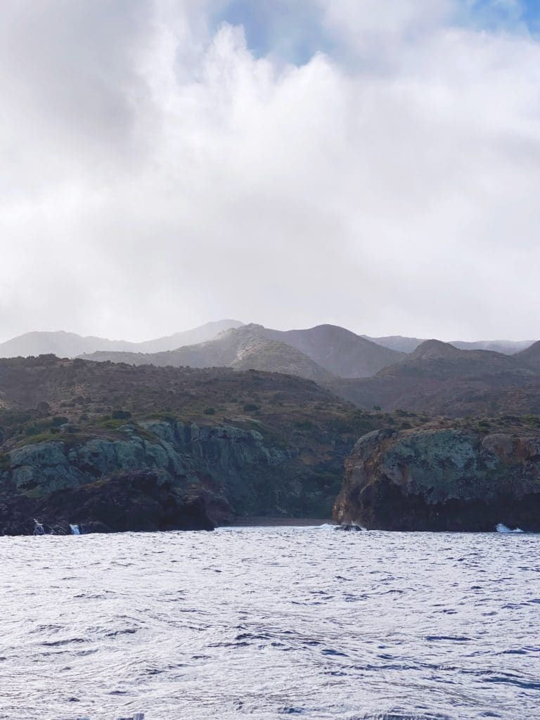 Channel Islands Sailing Weather: Sailing From Santa Barbara To The Channel Islands